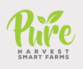 Pure Harvest Smart Farms: Year-Round, Premium Quality Produce